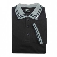 Windsor Polo Shirt - Black