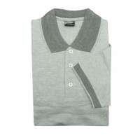 Windsor Polo Shirt - Grey