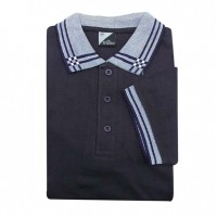 Windsor Polo Shirt - Navy Blue