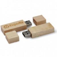 Wooden USB Flash Drive2