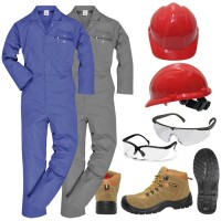100% Cotton Coverall / Work Wear / Uniform